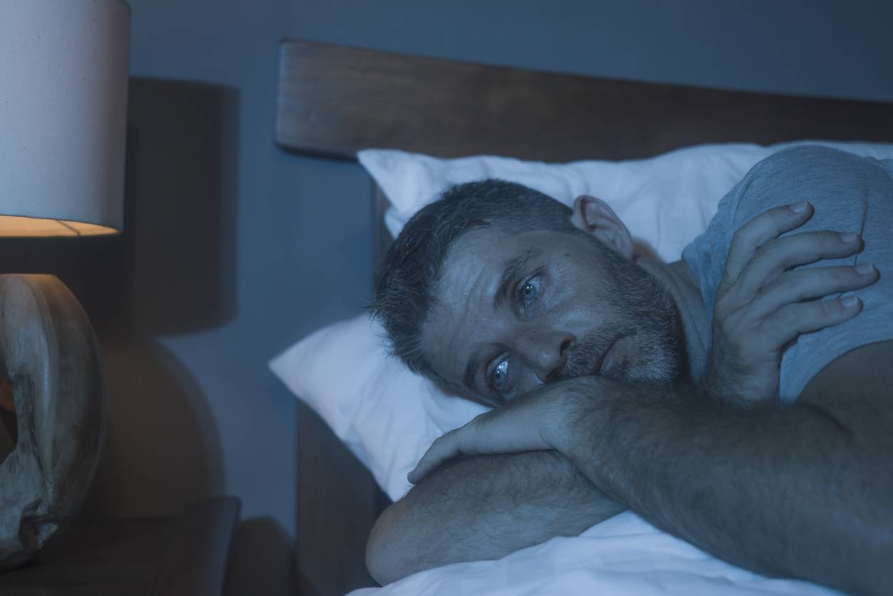Treating insomnia without medication.