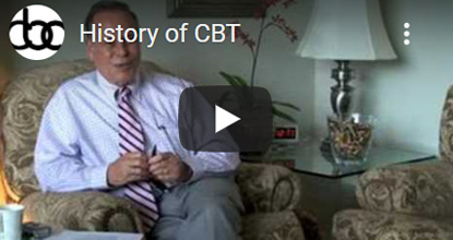 Image of History of CBT click to see video